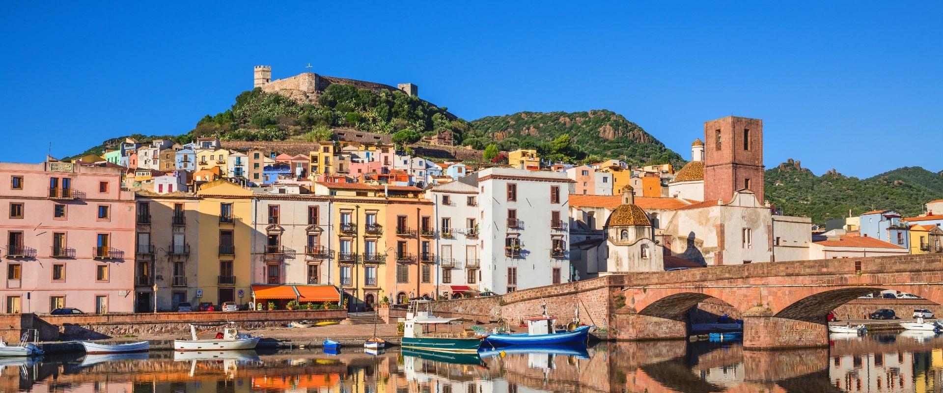 Experience Sardinia - Bosa